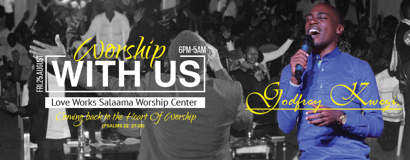 WORSHIP WITH US 2017