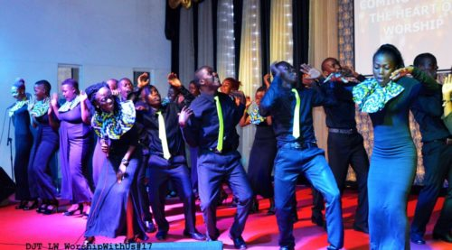 terbanacle Worship team